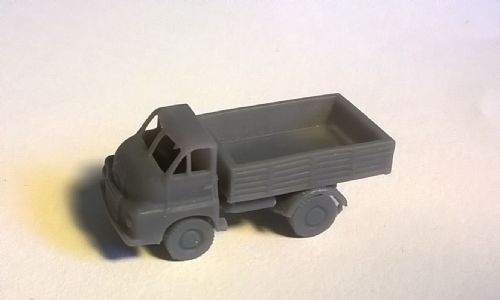 Arch Laser A3D0032 N Gauge Bedford S Type Tipper Truck  (unpainted)
